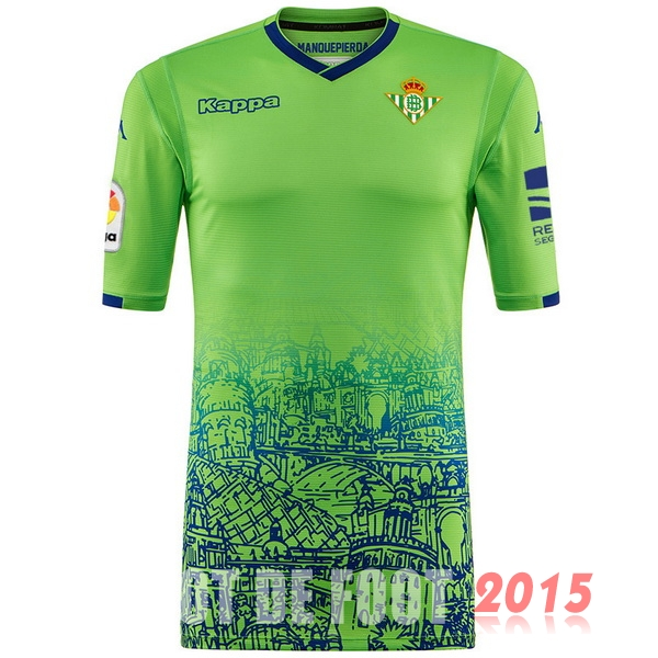 Maillot De Foot Real Betis 18/19 Third
